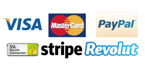 we accept all Major Cards Visa Mastercard American Express